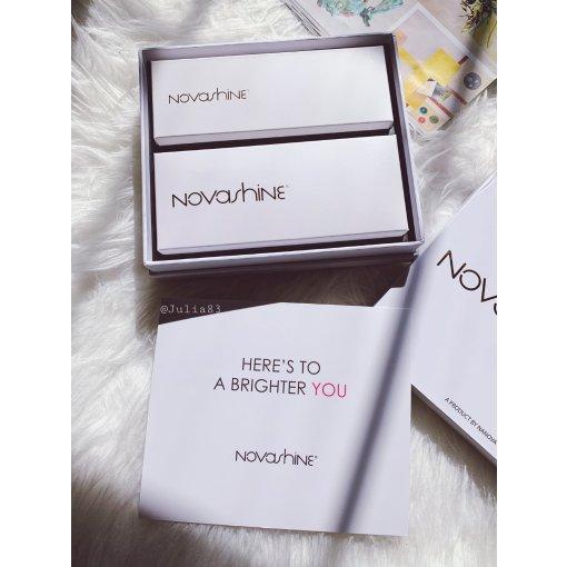 微众测|Novashine冷光美牙仪 还你自信微笑😊