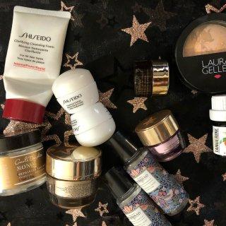 Shiseido 资生堂,Estee Lauder 雅诗兰黛,morris & co.,Laura Geller