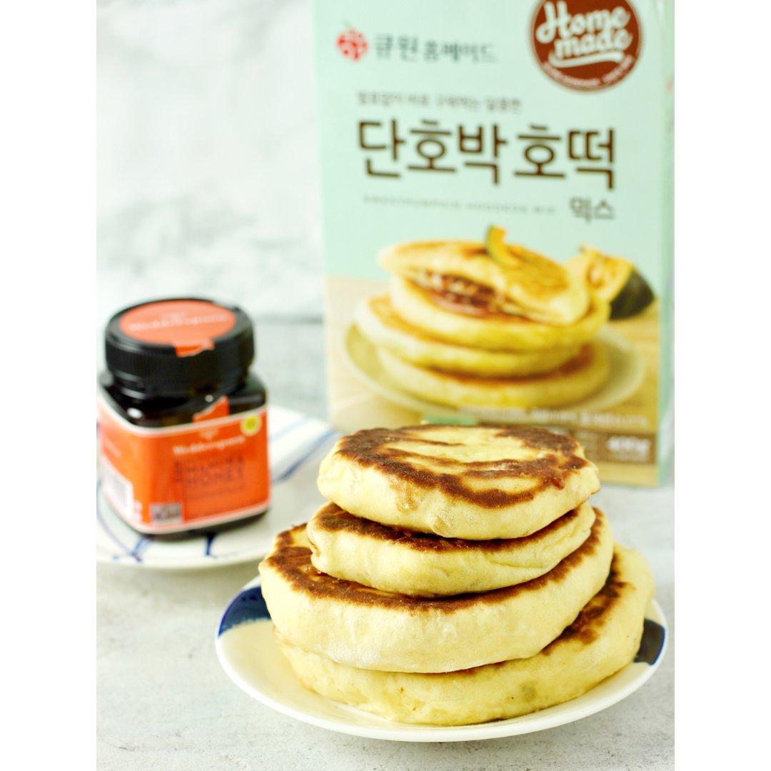 韩式南瓜饼