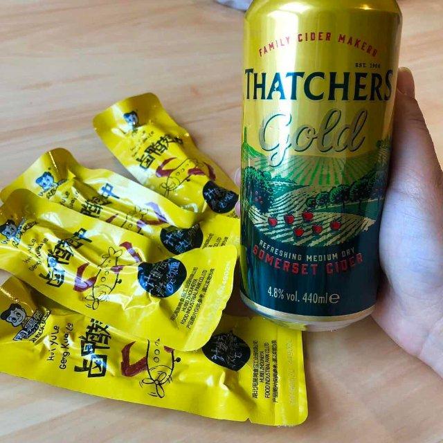 啤酒饮料周黑鸭,是幸福的味道吖😄