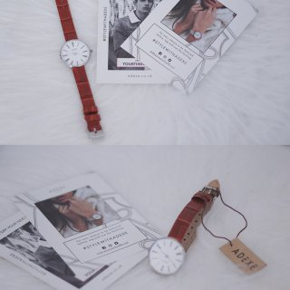 众测 | Ins风ADEXE小众手表⌚⌚