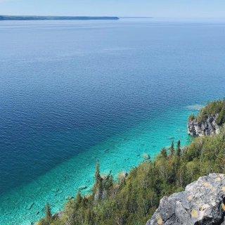 比加勒比海还美的大湖🌊...