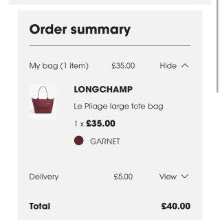 30镑Acne+35镑饺子包🐑最近的薅羊...