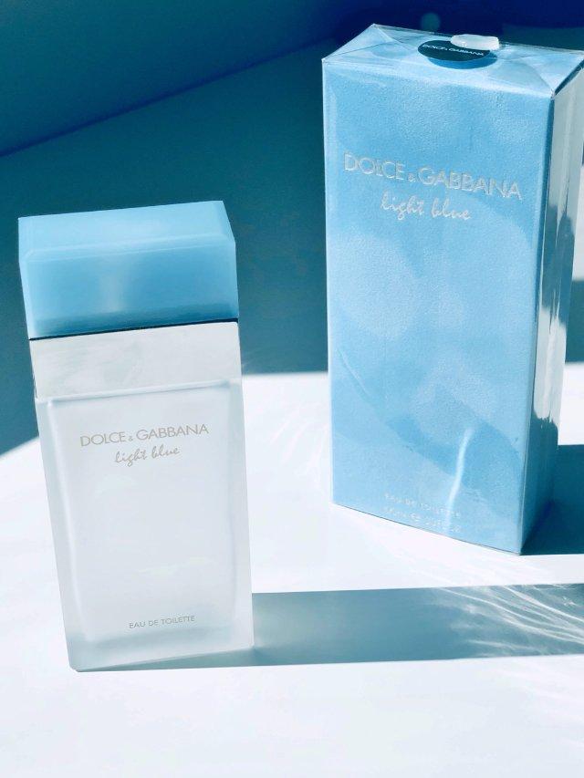 日常空瓶:用完了一大瓶香水