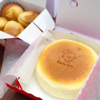 纽约/ 微众测 日本网红芝士蛋糕 快到我的碗里来