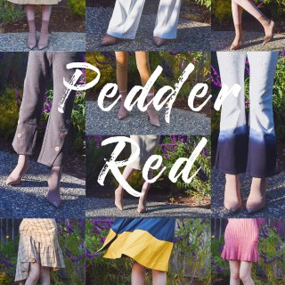 Pedder Red   一双鞋的无限可能👡