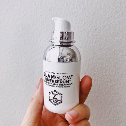 抗痘痘闭口新品—Glamglow6酸超级精华