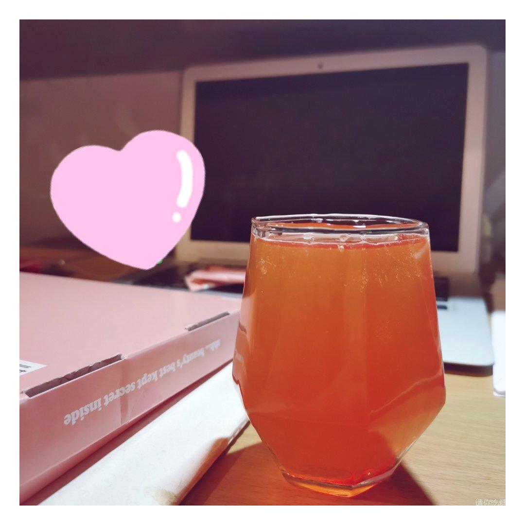 dewty 桃子味胶原蛋白饮品...