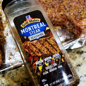 McCormick Grill Mates 蒙特利尔牛排调味料 3倍容量大包装