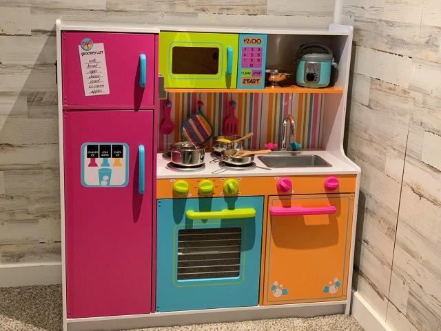 圣诞礼物🎁--小厨房