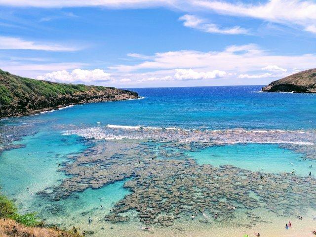 #夏威夷Oahu欧胡岛  绝对不能...