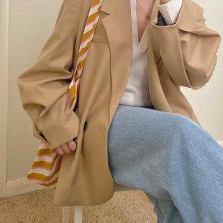 最近在穿的宝藏西装们 Zara复古西装...