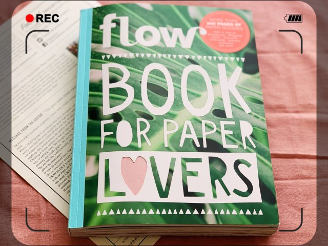 【爱纸爱flowbook】美丽设计...