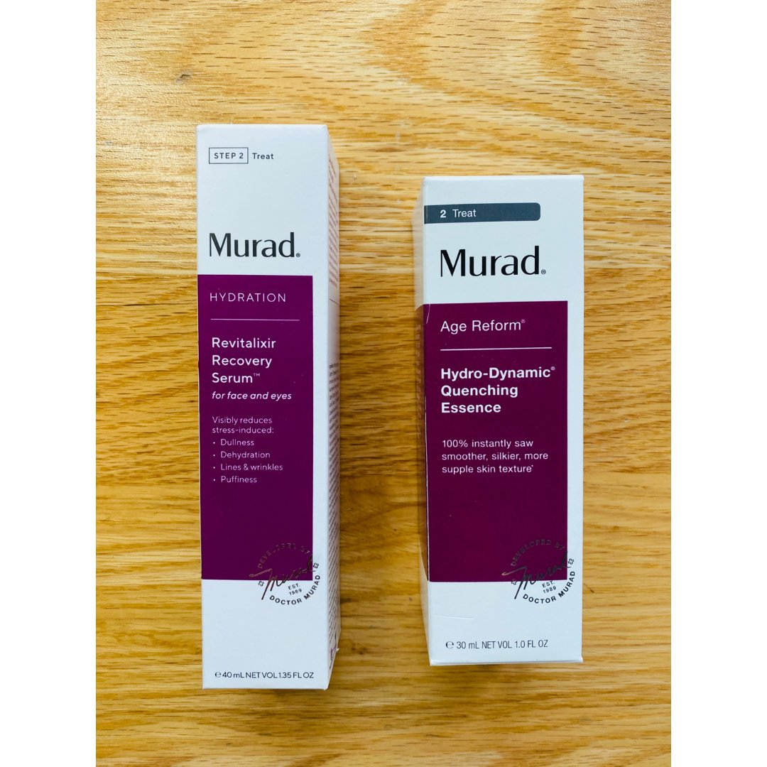 Murad紫色补水线