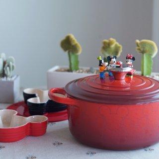 炖汤啦🥣Le Creuset 迪士尼套装...