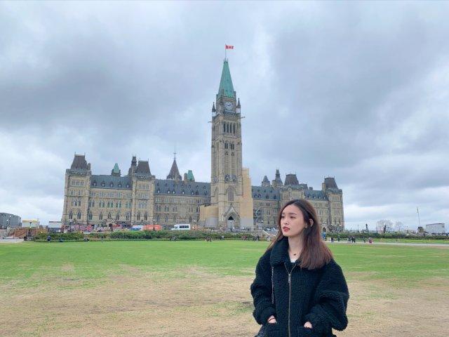 加拿大首都|第三站