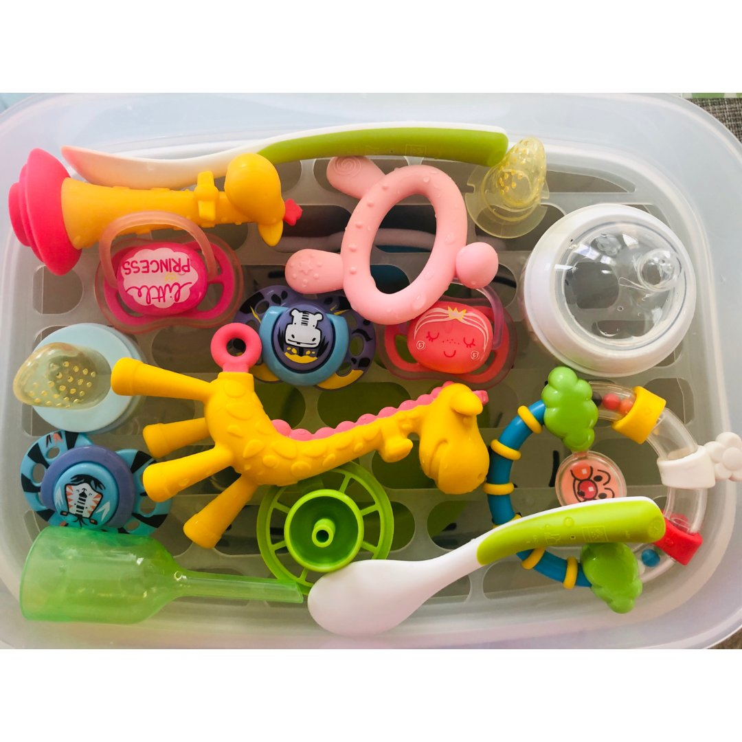 摆摊儿6: 宝宝玩具、安抚奶嘴以及...