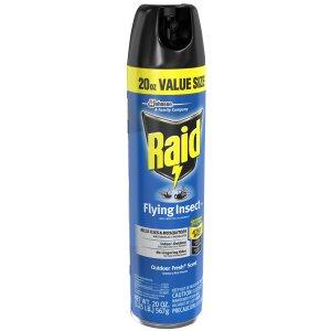 Raid Flying Insect Killer 7, 20 Ounces - Walmart.com