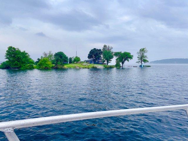 加拿大/美国 千岛湖之游