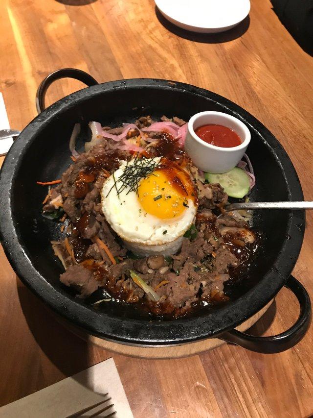 【探店】超正的韩国料理+Brunc...