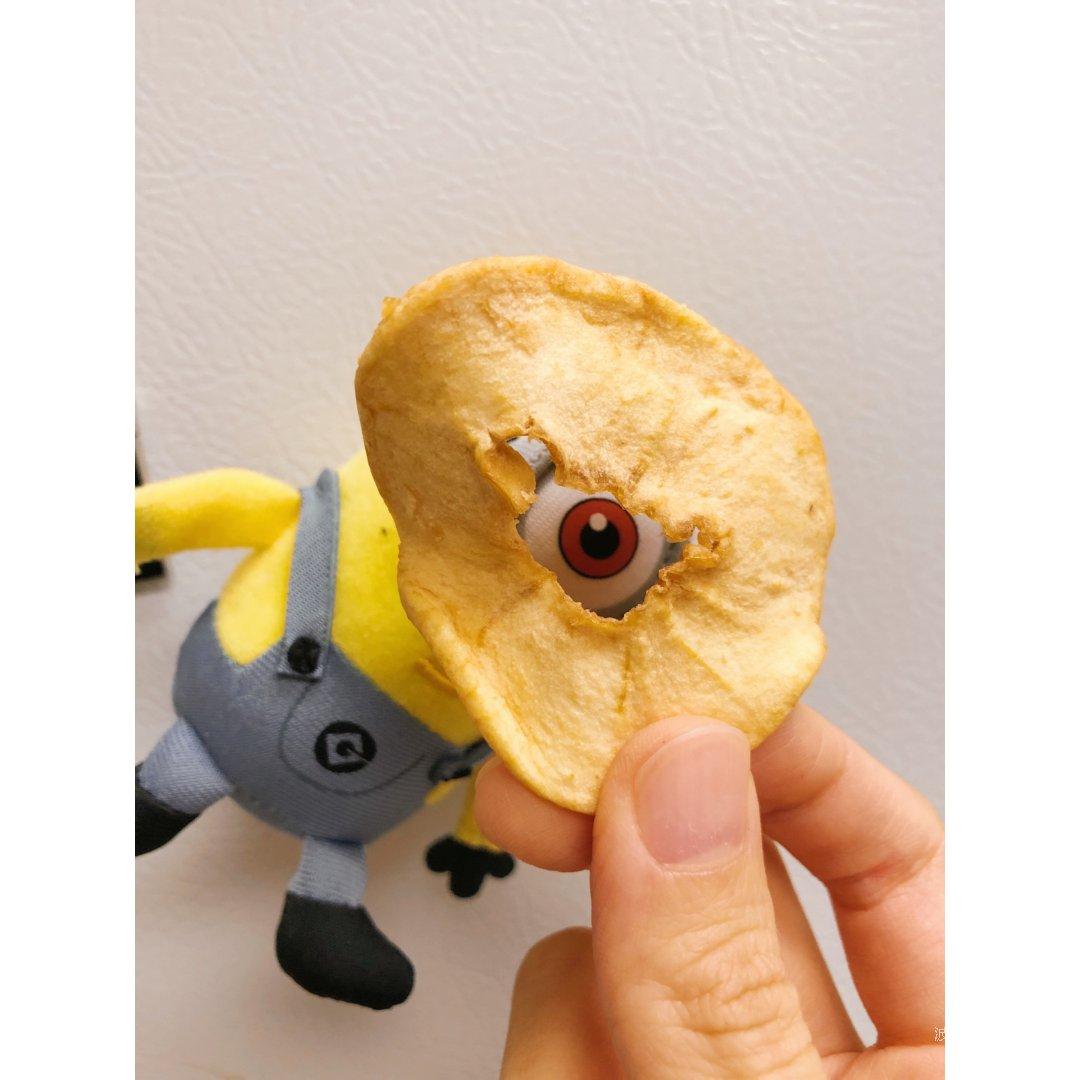 零食分享最开心|这个苹果干也太好吃了吧!