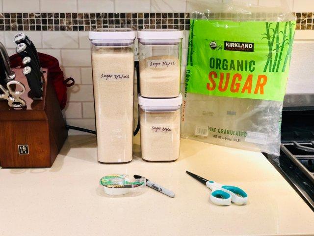 用最贵的罐子装最便宜的糖🥣