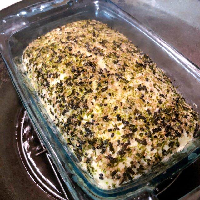 不用焗炉の快手肉松紫菜蛋糕🍰