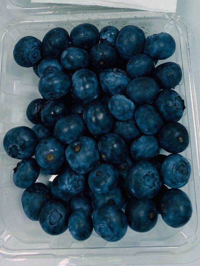 养生麻麻最爱❤️!北美蓝莓3天到府✈️!