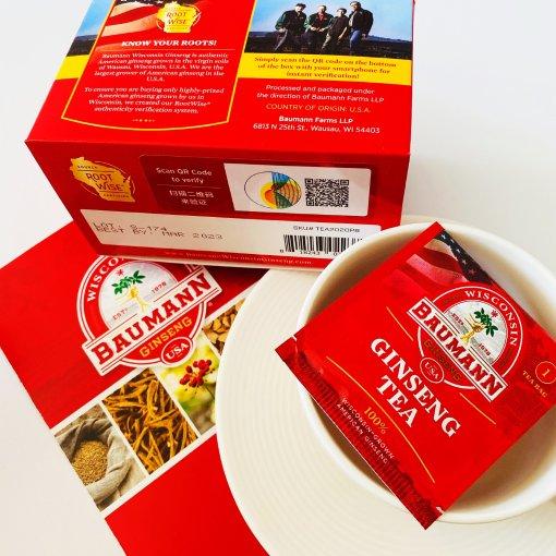 微众测 | Baumann花旗参茶 健康养生好选择🍵