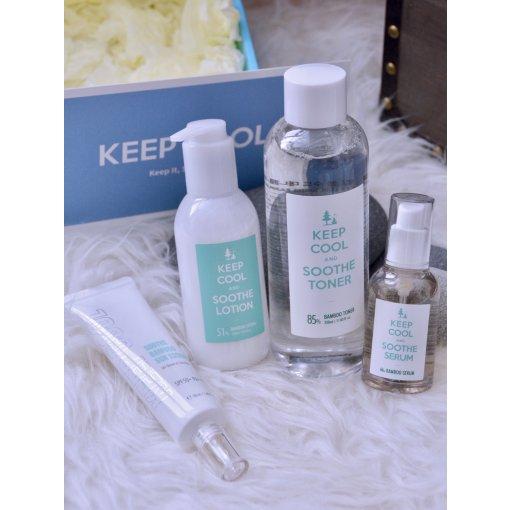 【微众测】Keep Cool 韩国竹子原液护肤品牌