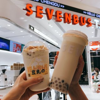 sevenbus的豆乳冰淇士好好嚯!!...