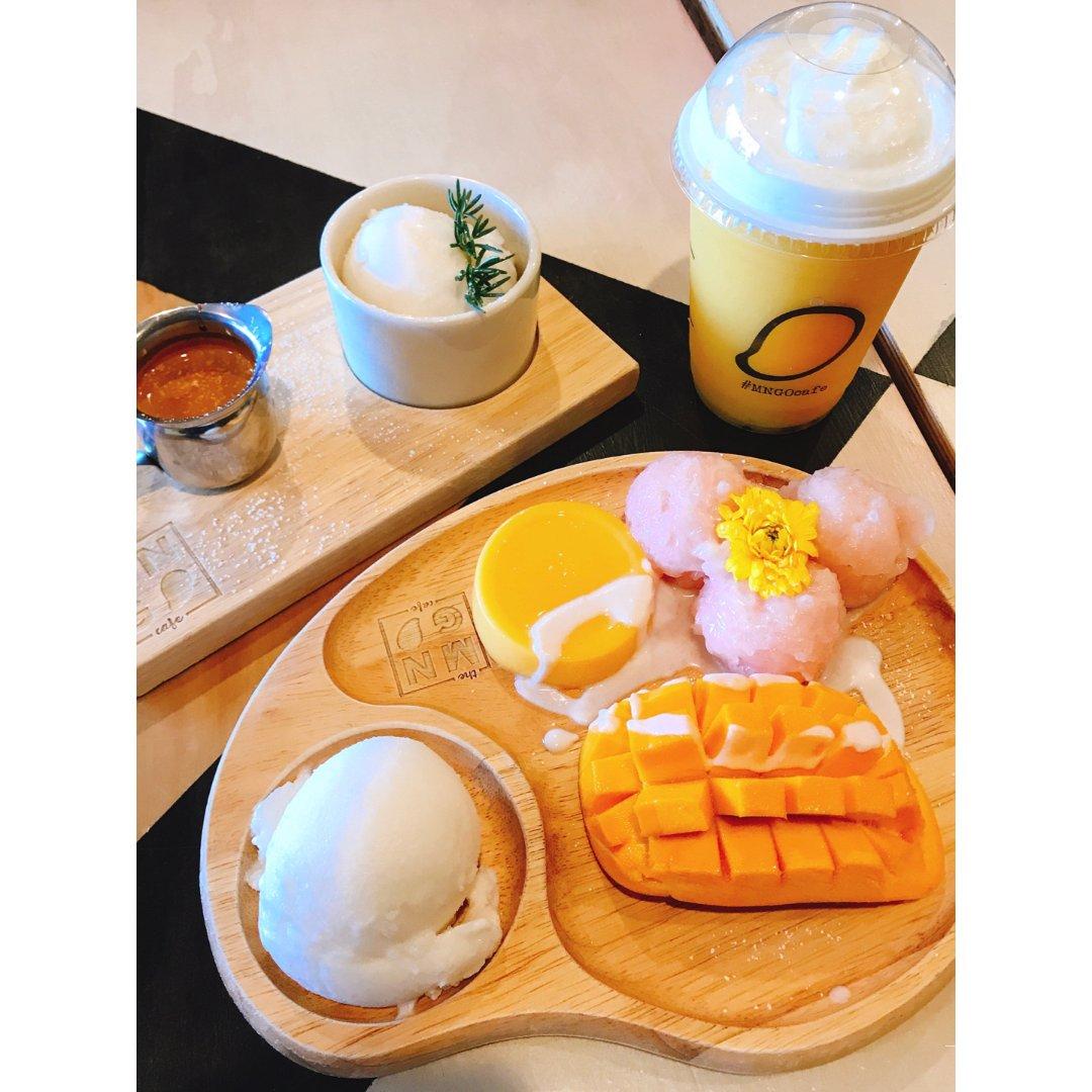 芒果爱好者|Mango Mango