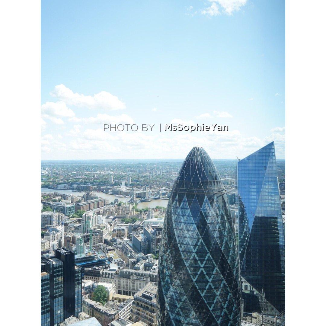 duck and waffle,伦敦,伦敦美食,这地方超适合拍照