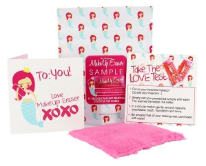 免费MakeUp Eraser 神奇清水卸妆毛巾小样套装