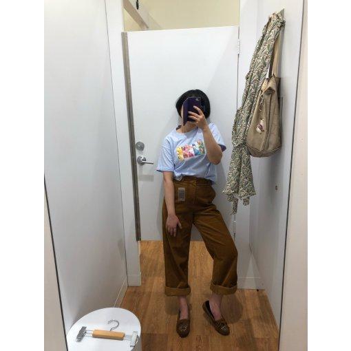 试衣间 | 优衣库美战