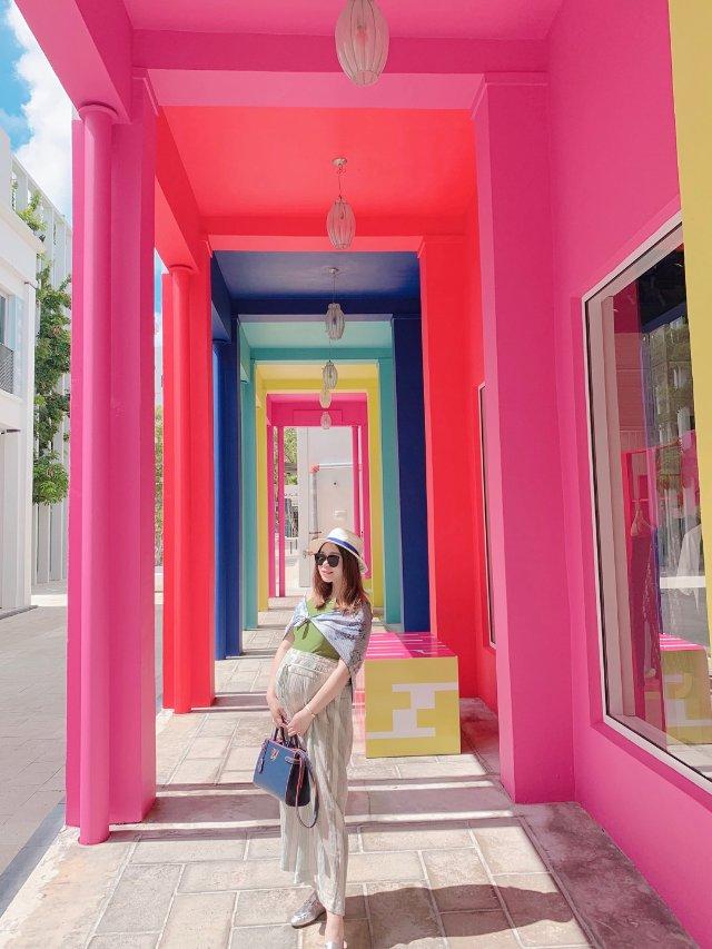 【孕期穿搭】迈阿密的神仙拍照地~