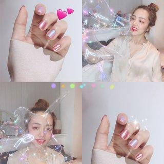 发射爱心💗,Nails Inc