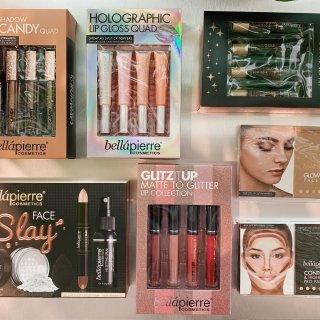 众测产品,眼影,唇部高光,高光,脸部定妆,唇釉,修容神器