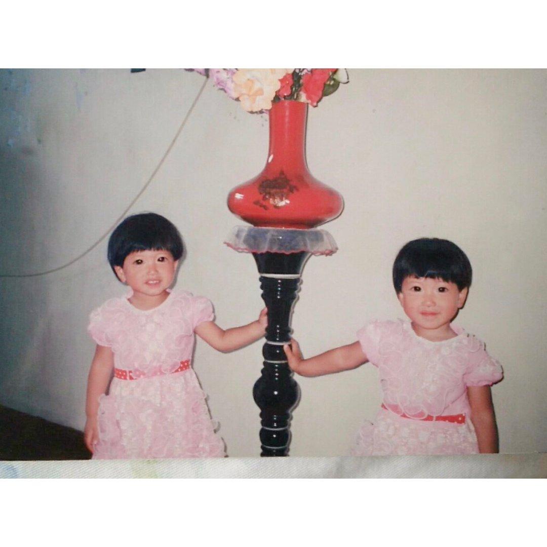 回到2岁儿童期,双胞胎不知道哪个是我系列
