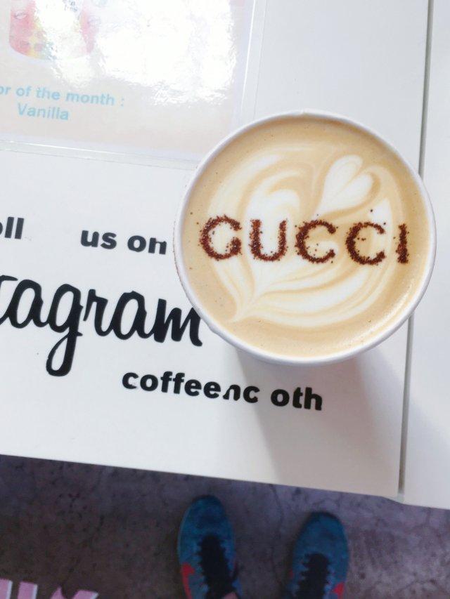颜值爆表的咖啡 你也要来一杯吗?