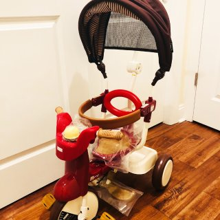iimo折叠儿童车