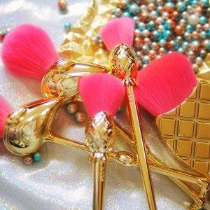 火烈鸟+菠萝化妆刷套装 (价值$136)