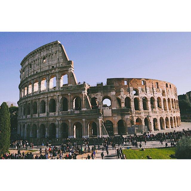 🇮🇹罗马假日