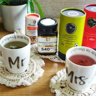麦卢卡蜂蜜绝配玛莎绿茶🐝🍵...