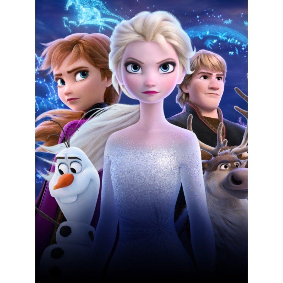 Frozen 2好好看!