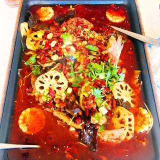 【微众测】绝味川湘 烤鱼超香🐟