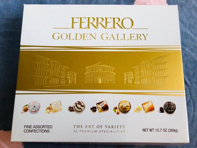 费列罗季节限定巧克力