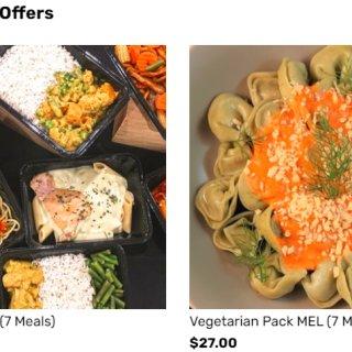 在家吃飞机餐?航空食品公司线下卖🍱不到$...