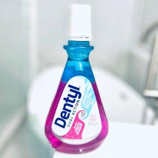 大嘴王大陆的同款漱口水使用心得以及护牙步骤分享!