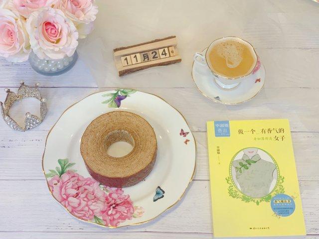 日本黄油年轮蛋糕,让你品尝香甜可口的味道